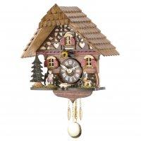 Настенные часы с кукушкой tomas stern 5027
