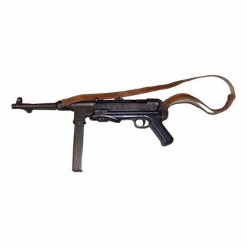 1111.с mp40 автомат, германия 1940г.на кож. ремне