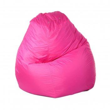 Кресло-мешок пятигранный, d82/h110, цвет 15 rose