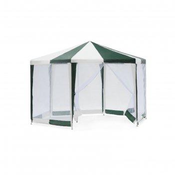 Тент-шатер садовый из полиэтилена №1