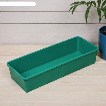 Ящик для рассады, 50 x 20 x 10 см, цвет микс, «№1»
