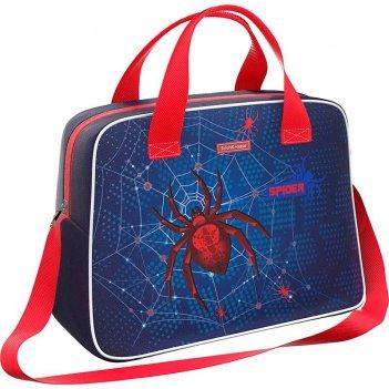 Сумка 44720 для спорта и путешествий erichkrause 21 l spider синяя