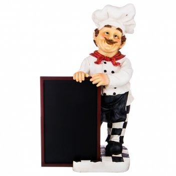 Фигурка повар 26*18,5*45 см. (кор=4шт.)