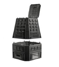 Компостер evogreen 850 л чёрный (простая упаковка)
