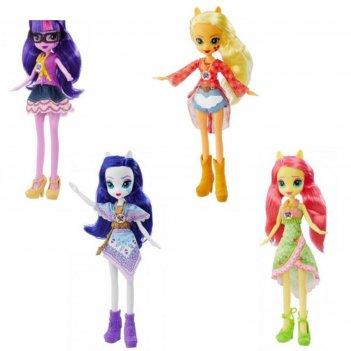 Кукла легенда вечнозеленого леса my little pony equestria girls, микс