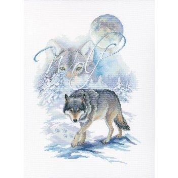 Набор для вышивания рто волк