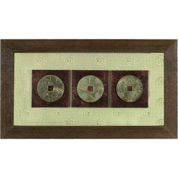 xms-3337 картина 3 счастливые монетки
