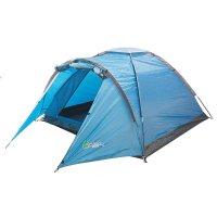 Палатка туристическая vega 3х-местная