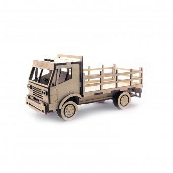 Конструктор грузовик с кузовом