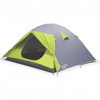 Палатка туристическая atemi baikal 2 cx, двухслойная, двухместная