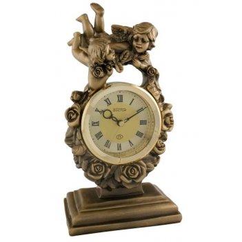 Скульптурные часы из полимерных смол восток к4500-1