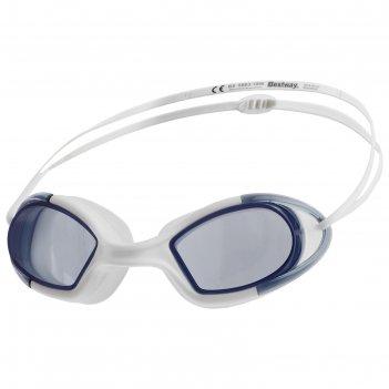 Очки для плавания dominator pro, для взрослых, цвет микс bestway
