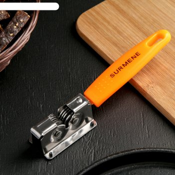 Точилка для ножей оранж