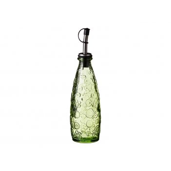Бутылка для масла флора 300 мл. зеленая без упак...