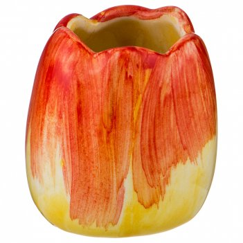 Подставка для зубочисток тюльпан 5.5*6 см без упаковки (кор=12шт.)