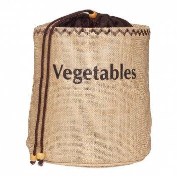 Kitchen craft мешок для хранения овощей natural elements
