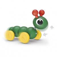 Brio гусеничка-каталка,подвижн.голова,15х8х9см,кор.