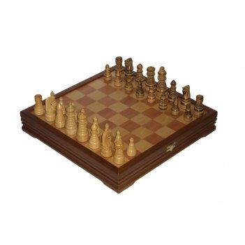 Rta-2605 подарочные шахматы - шахматы + шашки