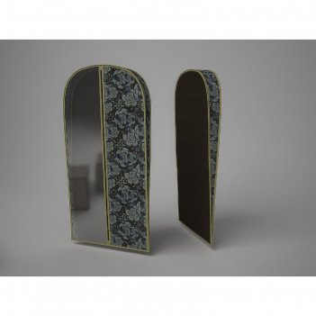 Чехол объемный для одежды малый «прованс», 60х100х10 см