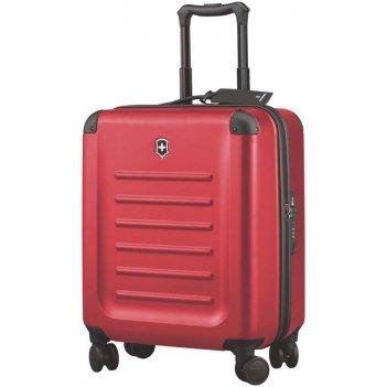 Чемодан victorinox spectra™ 2.0, красный, поликарбонат bayer, 41x24x55 см,
