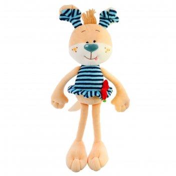 Мягкая игрушка собачка жюли, 47 см