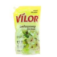 Кондиционер для белья vilor фруктовое наслаждение, 1000мл