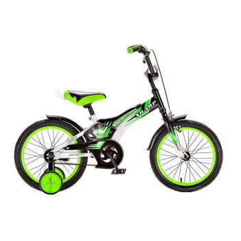 Kg1410 2-х колесный велосипед ba sharp 14; 1s (зеленый)