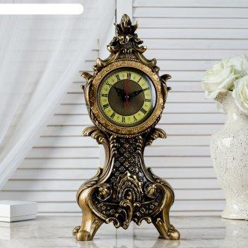 Часы настольные рококо, h=38 см