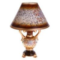Лампа настольная нежные переливы, 37 см, 220v
