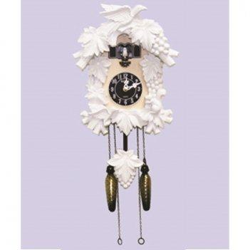 Настенные часы с кукушкой sinix 601w