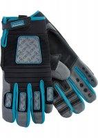 Перчатки универсальные комбинированные deluxe xl gross
