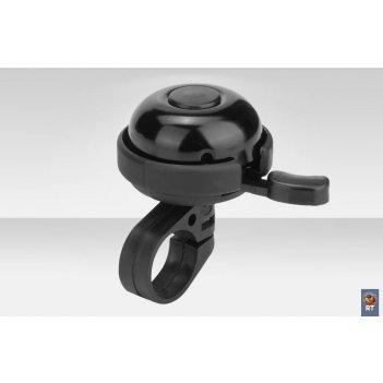 31a-05 звонок кнопка алюминий чёрный