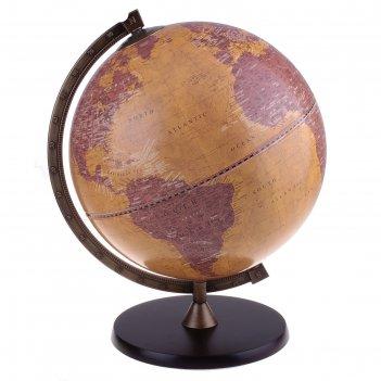 Глобус настольный северо-запад, d 33 см