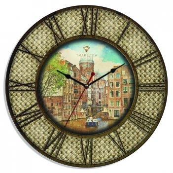 Настенные часы tiarella венеция