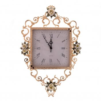 Часы square big rosaperla