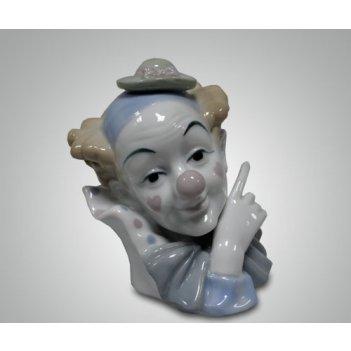 Статуэтка голова клоуна