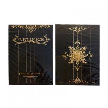 "Карты ""ellusionist artifice gold (limited edition)"""