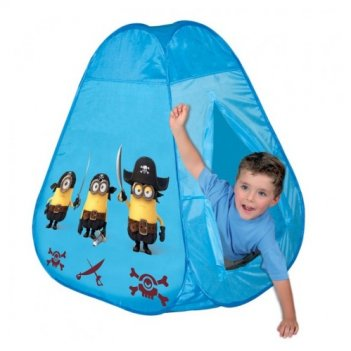 Игровая палатка миньоны 9043r/8910
