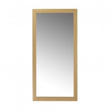 Зеркало дуб 600х1200