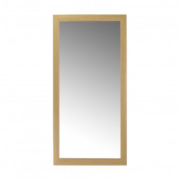 Зеркало «дуб»,  настенное 60x120 см