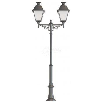 Фонарь уличный «адмирал - 2» со светильниками 3,857 м.