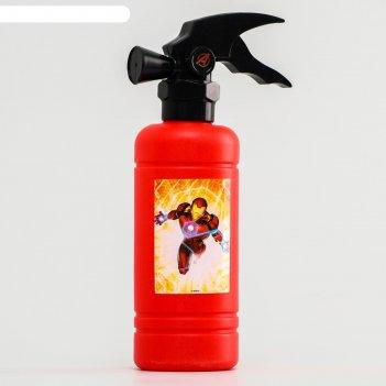 Игровой набор водная пушка огнетушитель героя, мстители