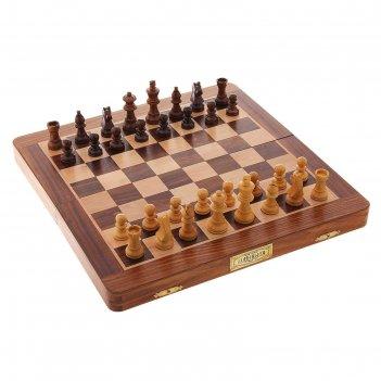 Шахматы+шашки командор, большой
