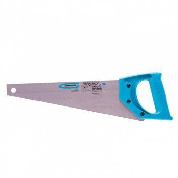 Ножовка для работы с ламинатом piranha, 360 мм, 15-16 tpi, зуб 2d, каленый
