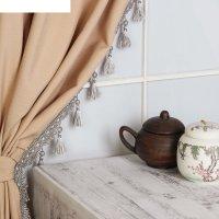 Тесьма для штор кисть с лентой, намотка 13 м, 10 см, цвет серый
