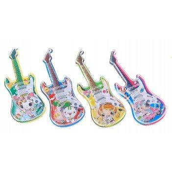 Головоломка гитара, цвета микс
