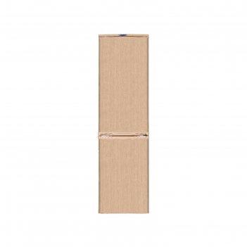 Холодильник don r-299 buk, двухкамерный, класс а+, 399 л, цвет бук (бежевы