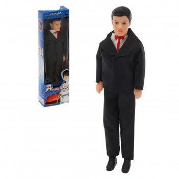 Кукла жених в костюме, микс