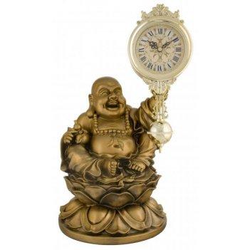 Скульптурные часы из полимерных смол восток 8333-1
