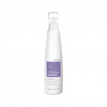 Успокаивающий бальзам для чувствительной кожи головы и волос lakme k.thera